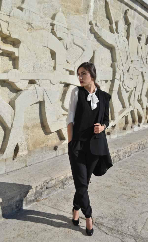 Bulac Alexandra - câștigătoarea premiului al II-lea foto: glamour.ro