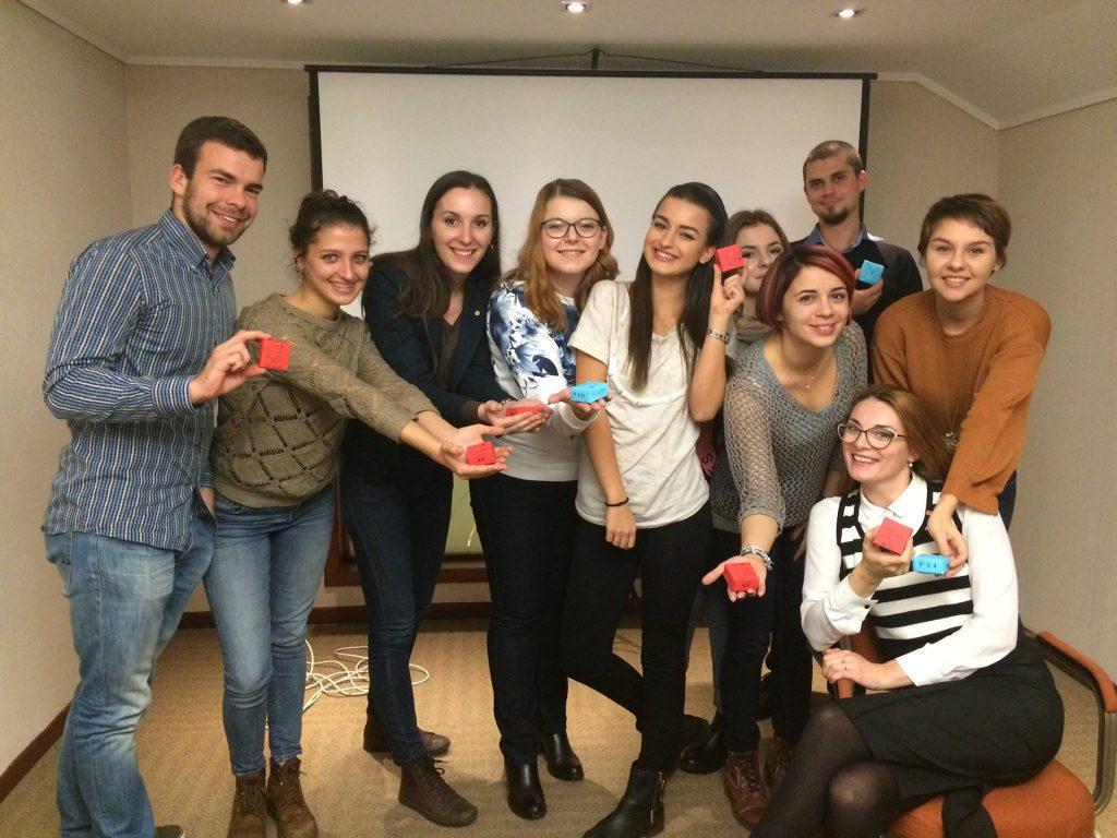 Eu am donat! Alătură-te și tu campaniei #cutiuța! Rotaract Atheneum-Bucharest