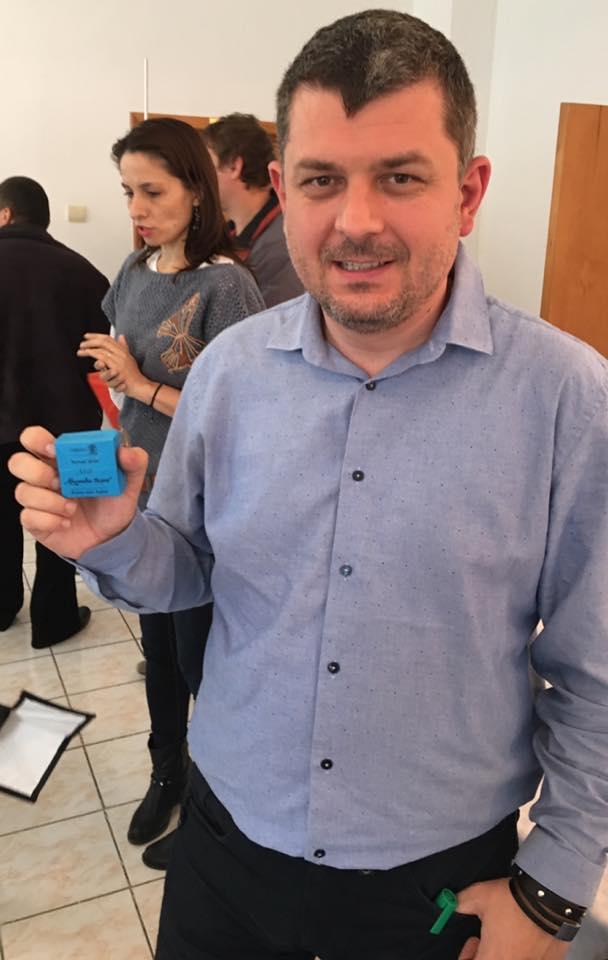 Eu am donat! Alătură-te și tu campaniei #cutiuța! Iulian Berghean