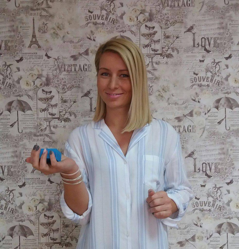 Eu am donat! Alătură-te și tu campaniei #cutiuța! Roxana Pricop (atelier47.ro)
