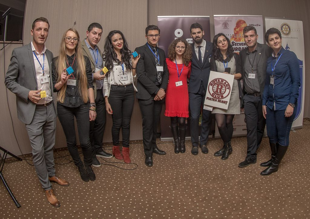 Echipa Rotaract - foto: Vlad Luncanu