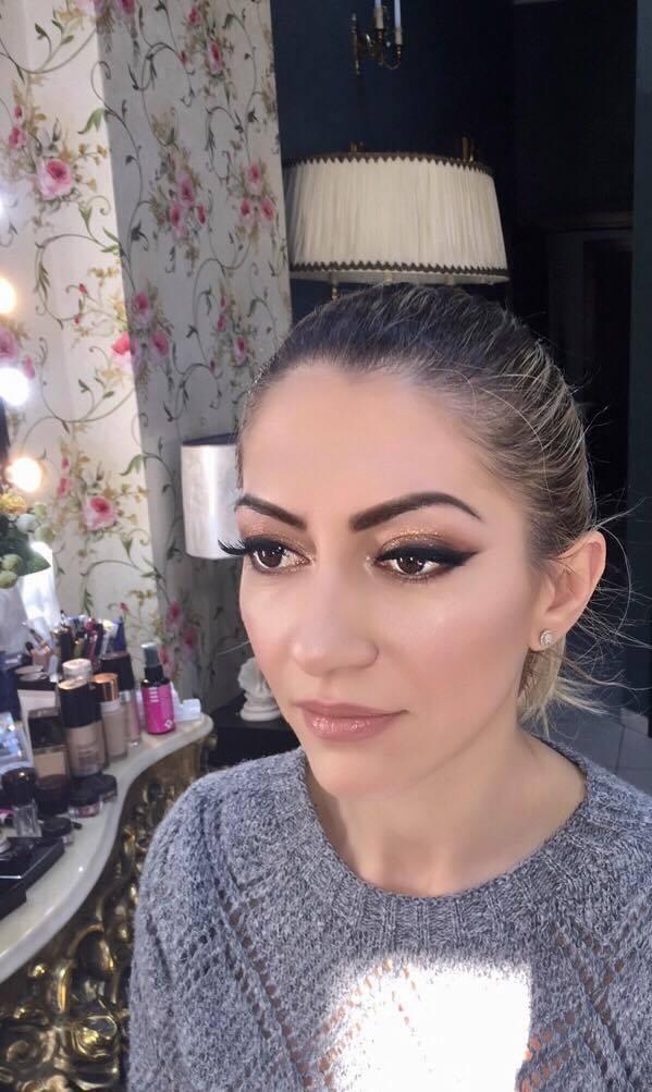 makeup artist: Ana Popescu