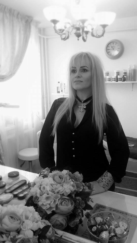 Mihaela Cristea (Mimi), foto: atelier47.ro
