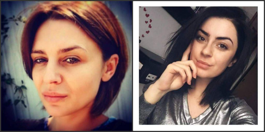Ana Popescu, Georgiana Alexa, foto: facebook